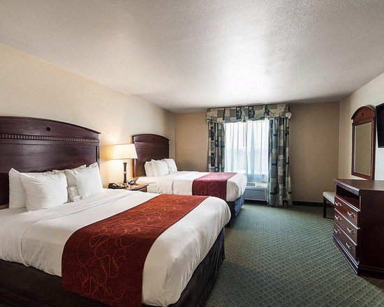 Killeen, تكساس: Guest Room