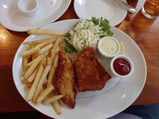 Solana Beach, CA: FISH AND CHIPS