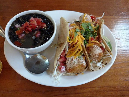 Solana Beach, CA: FISH TACOS