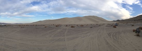 Nevada: Sand Mountain