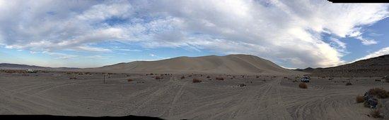 Nevada: Sand Mountain panorama