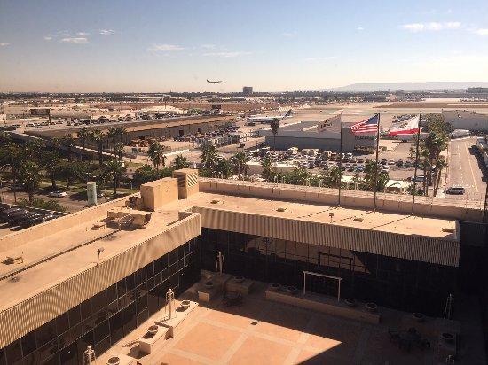 هيلتون لوس أنجلوس إيربورت: the 9th floor