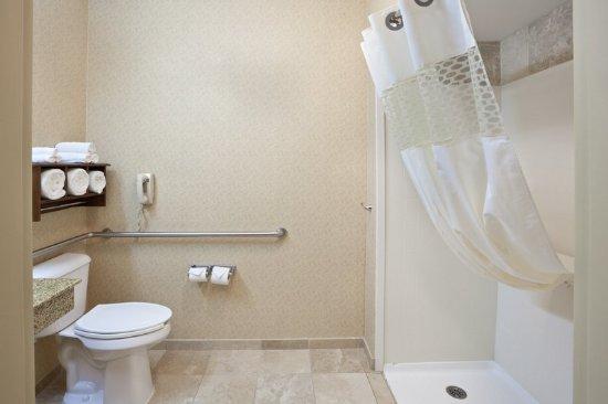 Έλκχαρτ, Ιντιάνα: IMGHampton Elkhart INAdashowerbathroom