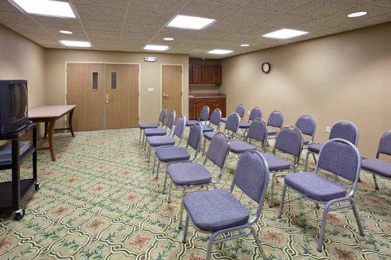 Έλκχαρτ, Ιντιάνα: Meeting Space at Hampton Inn Elkhart