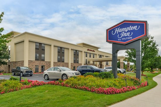 Elkhart, IN: Hampton Inn