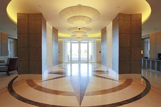 Al Mussanah, Omán: MRMO Apartment Lobby