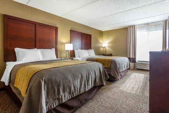 Mocksville, Kuzey Carolina: Guest room with queen bed(s)