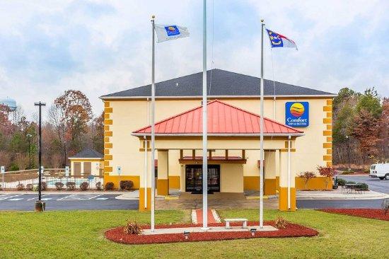 Mocksville, Kuzey Carolina: Hotel entrance