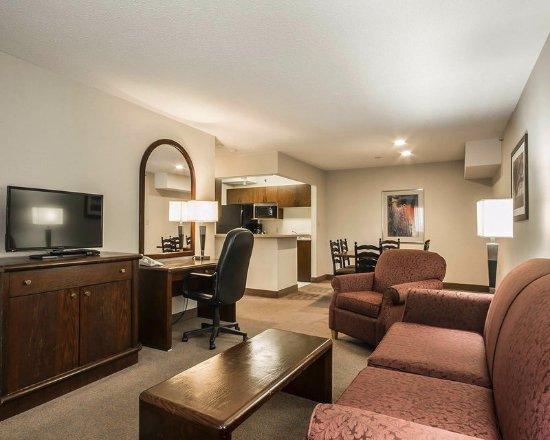 Maple Ridge, Canada: Guest Room