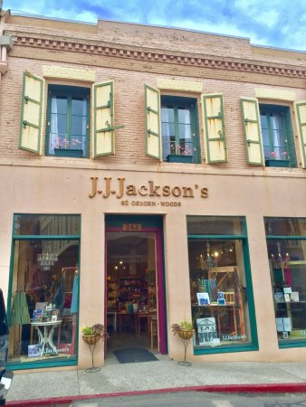 Nevada City, CA: J.J Jackson's