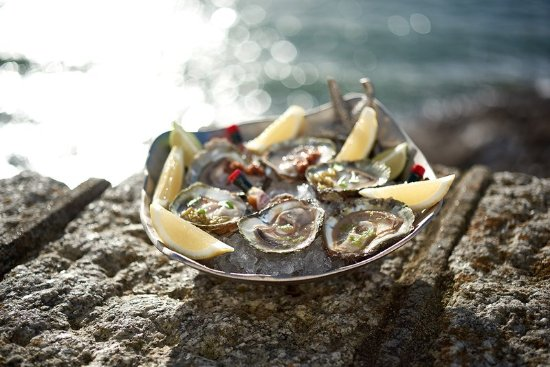 St Mawes, UK: Taste The Finest Fish And Seafood At The Idle Rocks