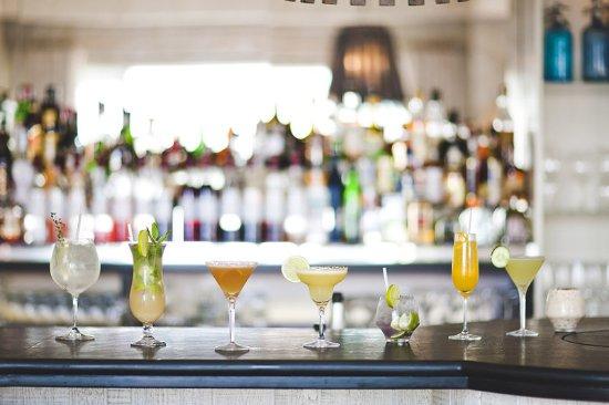 St Mawes, UK: Cocktails