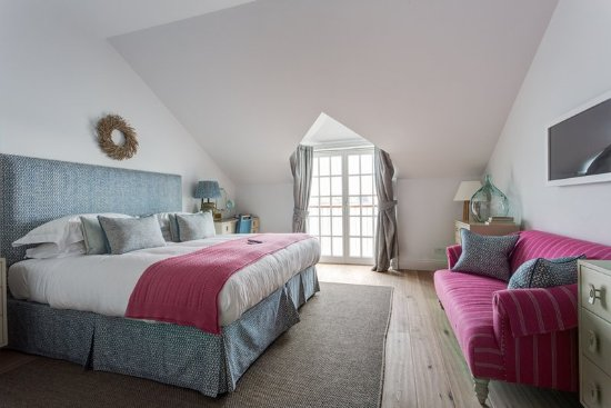 St Mawes, UK: Seaview Room