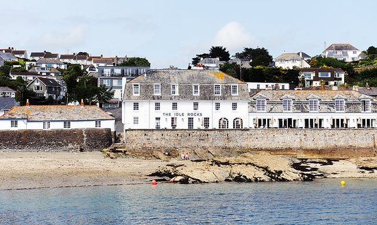 St Mawes, UK: Exterior view