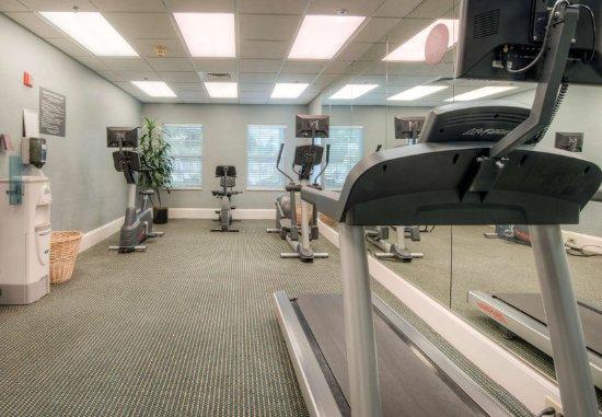 Residence Inn Wilmington Landfall: Fitness Center