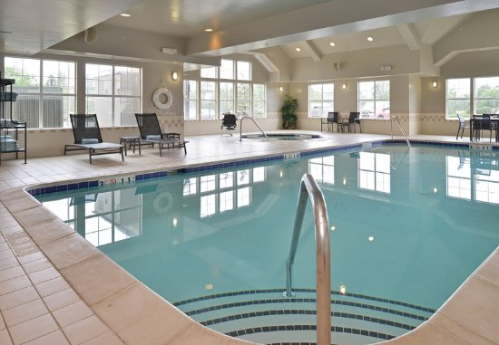 เลิฟแลนด์, โคโลราโด: Indoor Pool & Whirlpool