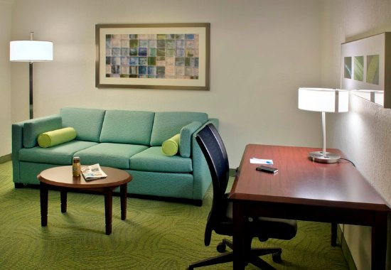 Plymouth Meeting, PA: Suite - Living Area