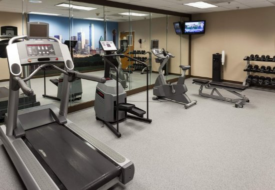 SpringHill Suites Dallas Downtown/West End : Fitness Center