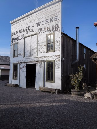 Montrose, CO: Carriage Works building