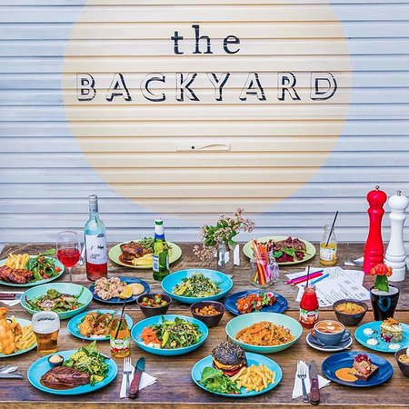 The Backyard Restaurant