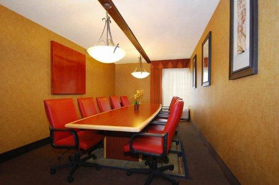 Holiday Inn Express Forsyth: Meeting Room