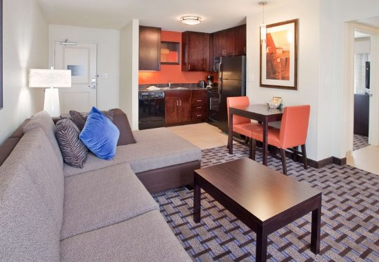 Residence Inn Houston I-10 West/Park Row : One-Bedroom Suite