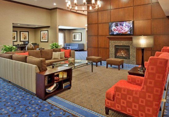Residence Inn Houston I-10 West/Park Row: Lobby