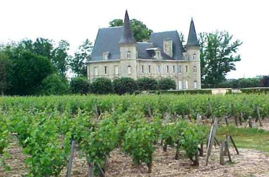 Bordeaux to Saint-Emilion Small-Group...