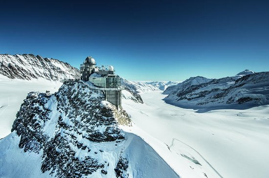 3-8 dag Jungfrau Travel Pass