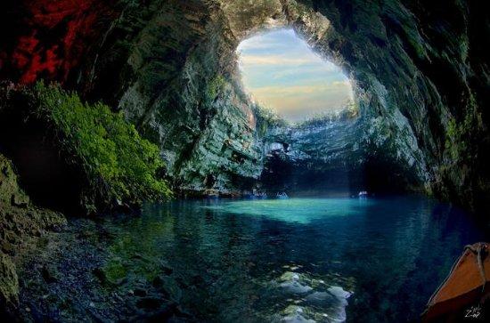 Grotta di Drogarati e Lago Melissani