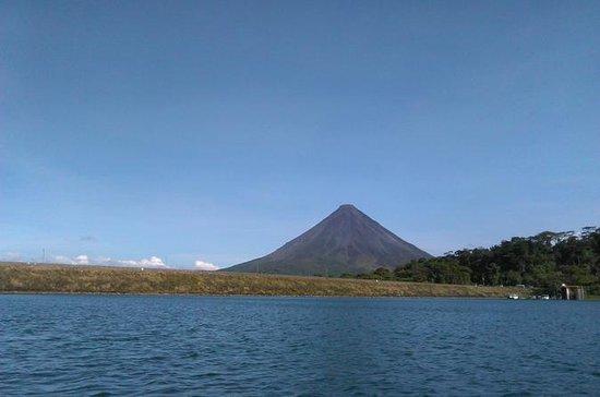 Caminata de dos volcanes en La Fortuna