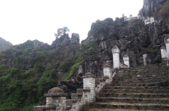 Trang An - Mua cave Ninh Binh day tour