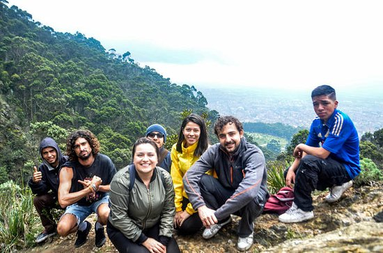 Caminata en Bogotá: Las Delicias