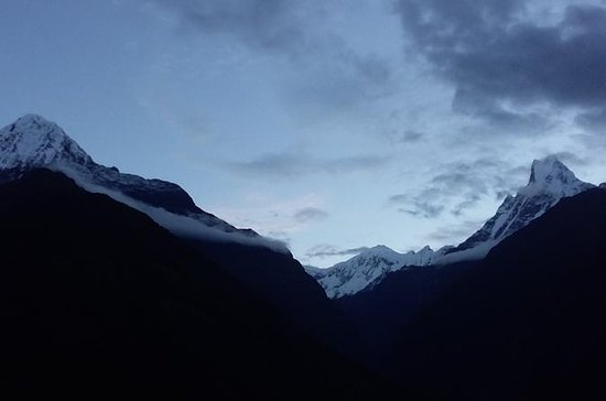 10 dager Panchase Trek Nepal