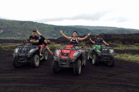 Bali Quad Bike Safari på Black Lava...