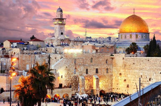 Jerusalem Old and New cities tour...