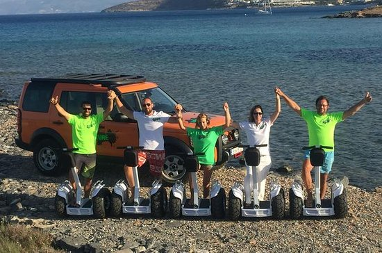Tour en Segway Advanced Beach