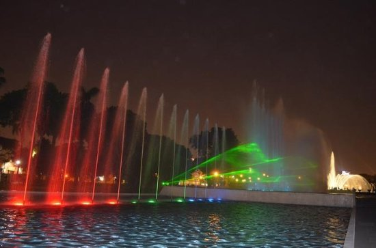 Lima Magic Night plus Barranco turné ...