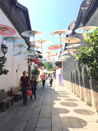 Fuzhou, China: 三坊七巷 路地