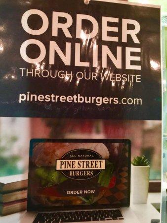 Grass Valley, Калифорния: Pine Street Burgers