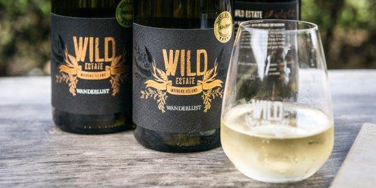 Waiheke Island, Neuseeland: Wanderlust Reserve Chardonnay - only 100 bottles limited release!