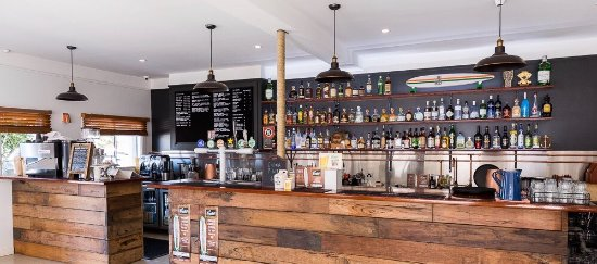 Trawlers is fully licensed - we have beer, wine, spirits and delicious cocktails!