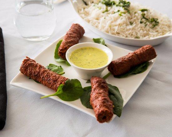 Warwick, Australia: Seekh Kebab