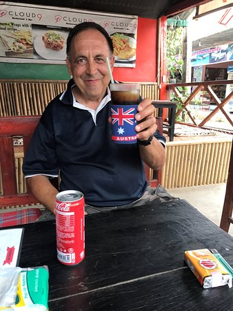 Don Det, Laos: Peter from Australia