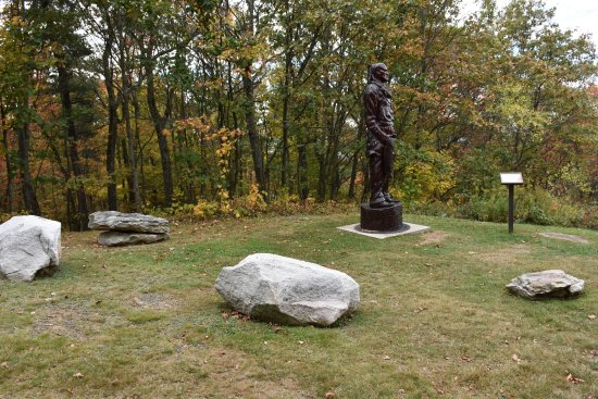 Troy, Pensilvania: Chief Wetona's memorial