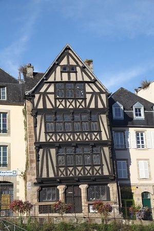 Maison dite de la duchesse Anne: Фасад