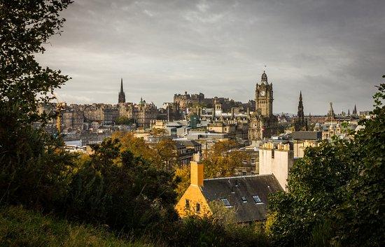 Photo Tours Edinburgh: Colton Hill City View, Edinburgh