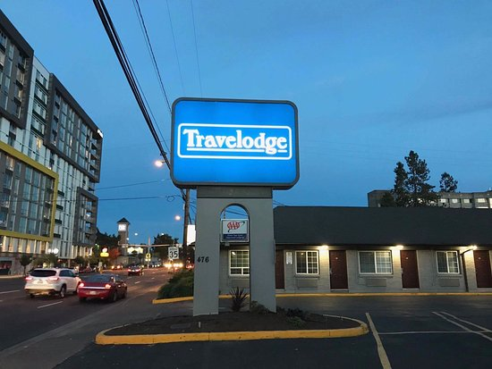 Travelodge Eugene Downtown Photo
