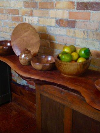 Willamina, ออริกอน: Gorgeous woodwork