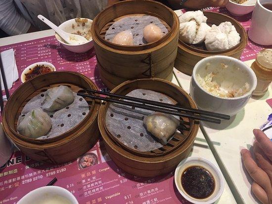 Photo de one dim sum chinese restaurant hong for Accord asian cuisine